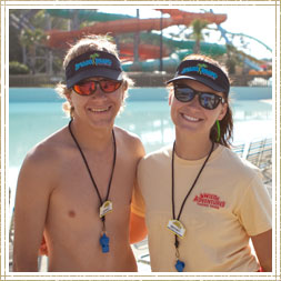 Wild Adventures Team Members - Aquatics